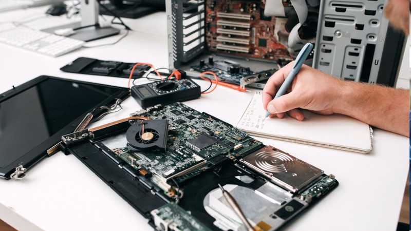Computer System Repair and Troubleshooting