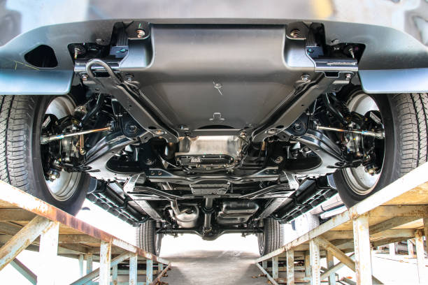 Under Chassis Components Servicing Repair and Maintenance