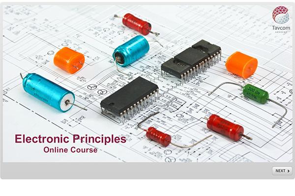 Principles of Electronics - ETRO02
