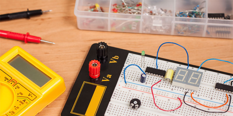 Basic Electronics Technology - ETRO01