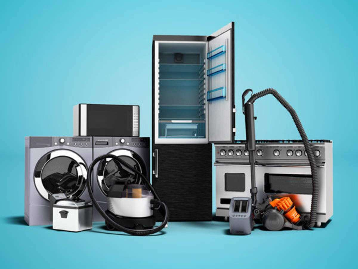 Domestic Household Appliances Repair and Maintenance - ETRO03
