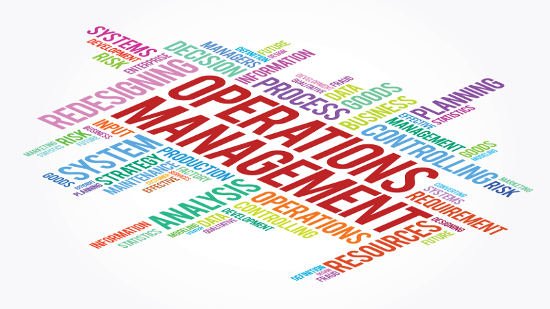 OPERATIONS MANAGEMENT (TQM) for PA