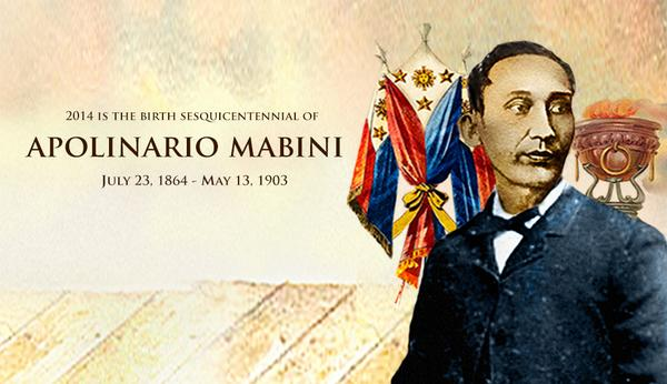 Mabini's Life, Works and Writings 1A